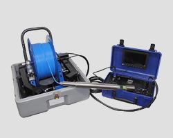 ویدئو متری گمانه و چاه آب عمیق ]چاه پیمایی Borehole camera system