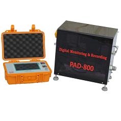 ثبات دیجیتال تزریق دوغاب سیمان Monitoring & Recording Equipment for Grouting